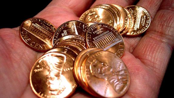 maneggiare monete